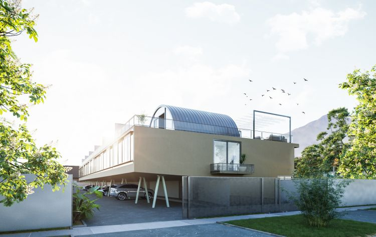 NOCEDAL DESIGN TOWNHOUSE
